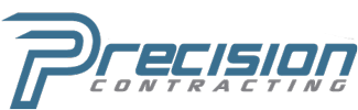 Precision Contracting Logo