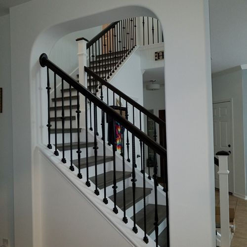 Ornate Balusters